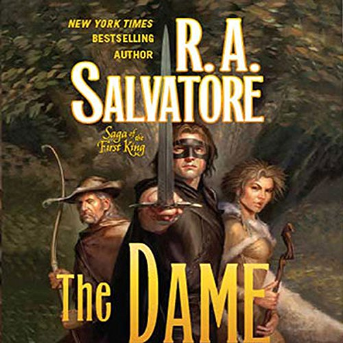 The Dame  audiobook cover art