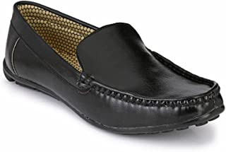 SHOE DAY Men's Faux Leather Casual Shoes