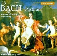 Bach: Partitas for Harpsichord (1998-09-15)