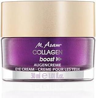 M. Asam Collagen Boost Eye Cream Huge Double Sized Jar 30ml