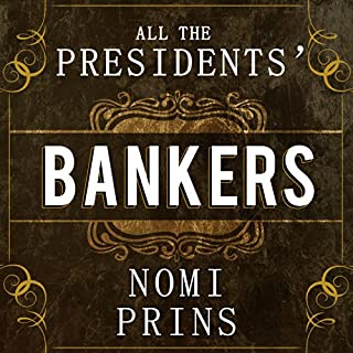 All the Presidents' Bankers cover art