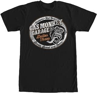 Gas Monkey Men's Custom Garage T-Shirt