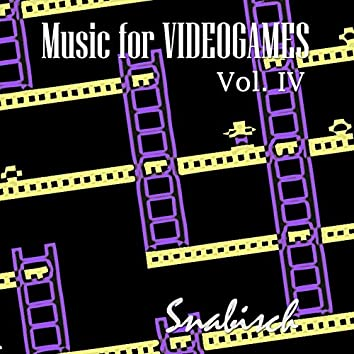 Music for VIDEOGAMES Vol. IV