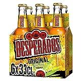 Desperados cerveza - pack de 6 botellas x 330 ml (total: 1. 98 l)