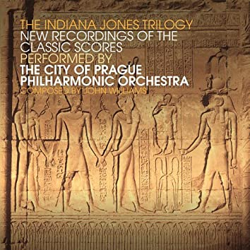 The Indiana Jones Trilogy - New Recordings Of The Classic Scores