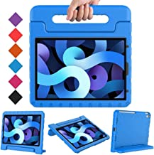 BMOUO Kids Case for iPad Air 4/iPad Air 10.9, iPad Air 4 Case,iPad 10.9 Case, Shockproof Light Weight Convertible Handle S...