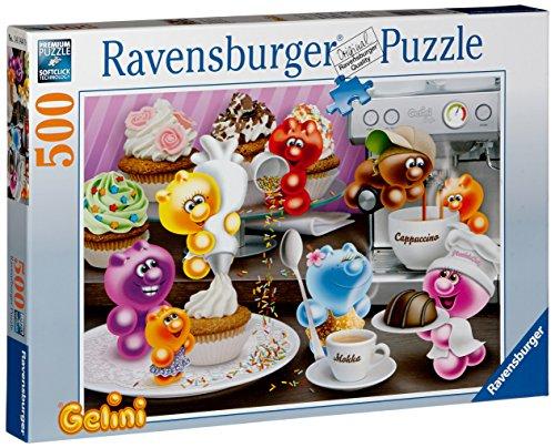 Ravensburger 14144 - Puzzle de 500 Piezas Gelini: Desayuno