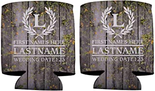 Best personalized wedding can coolers Reviews