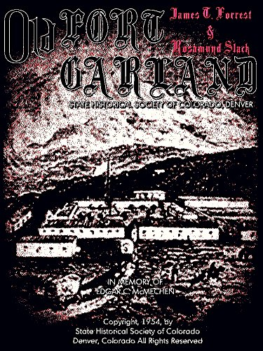 Old Fort Garland (Illustrations) (English Edition)