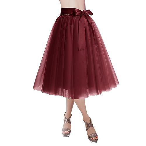 f559b91f764cd Tulle Skirts: Amazon.co.uk