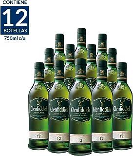 Whisky Glenfiddich Malt 12 Años - 750 ml (12 Piezas)