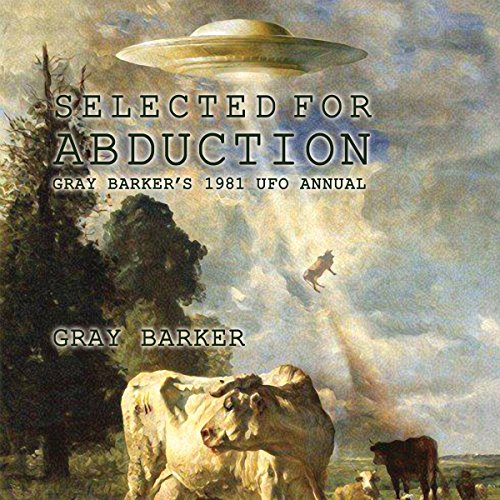 Selected for Abduction cover art