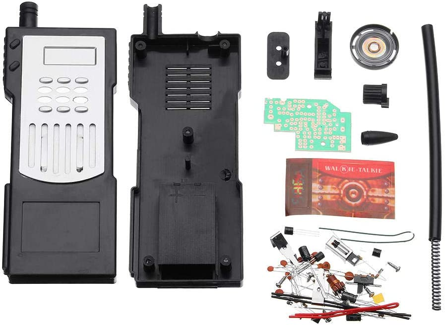 LanGuShi Electronic Walkie-Talkie Production Starter Kit We Don't miss the campaign Kits New popularity