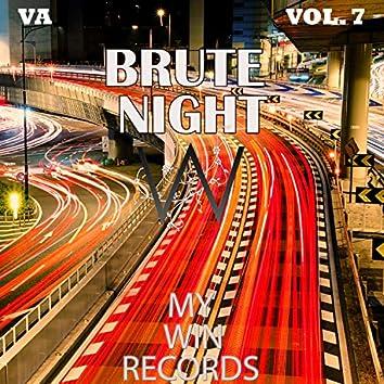 Brute Night,  Vol. 7