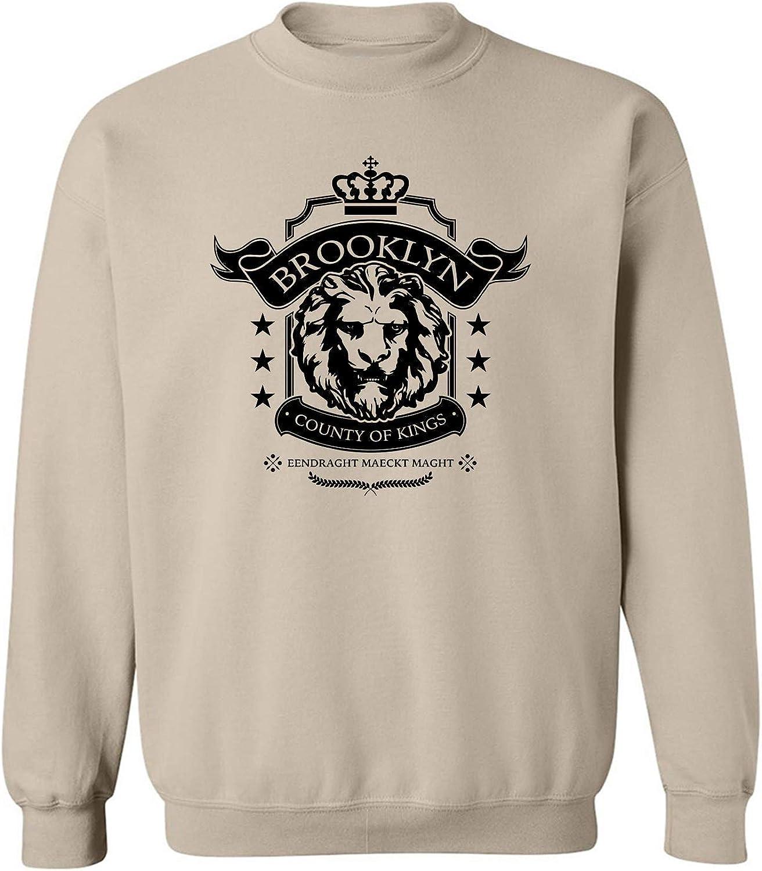 Brooklyn County of Kings Crewneck Sweatshirt