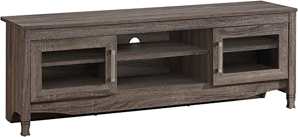 Techni Mobili 53 TV Stand In Gray Driftwood