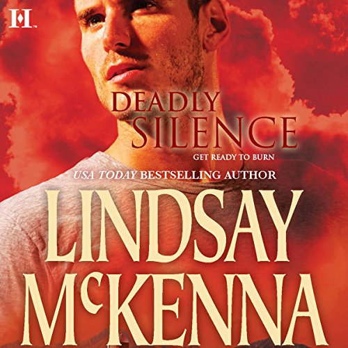 Deadly Silence audiobook cover art