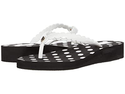 Kate Spade New York Malta (Black/Optic White Dots) Women