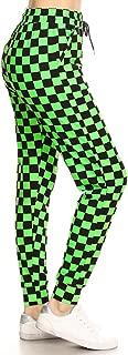Premium Women's Joggers Popular Print High Waist Track Pants(S-XL) BAT2