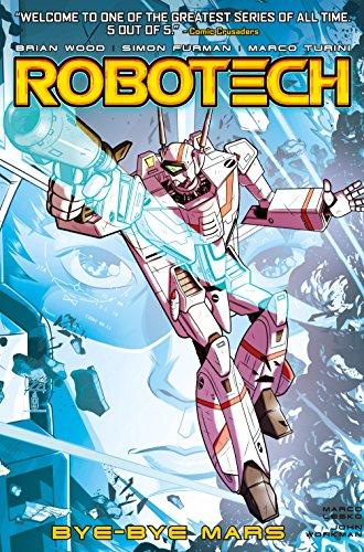 Robotech Vol. 2: Bye Bye Mars (English Edition)