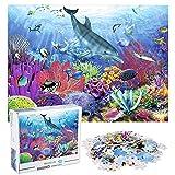 KidsPark Puzzle 1000 Piezas Adultos, Marino Puzzle Adultos Jigsaw Puzzle Educa 1000 Piezas para Adolescentes Niño Mayores de 14 años