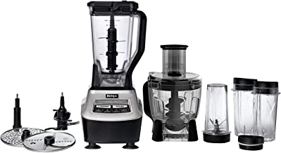 Ninja Mega Kitchen System 1500 Food Processor Blender BL773CO (Renewed)