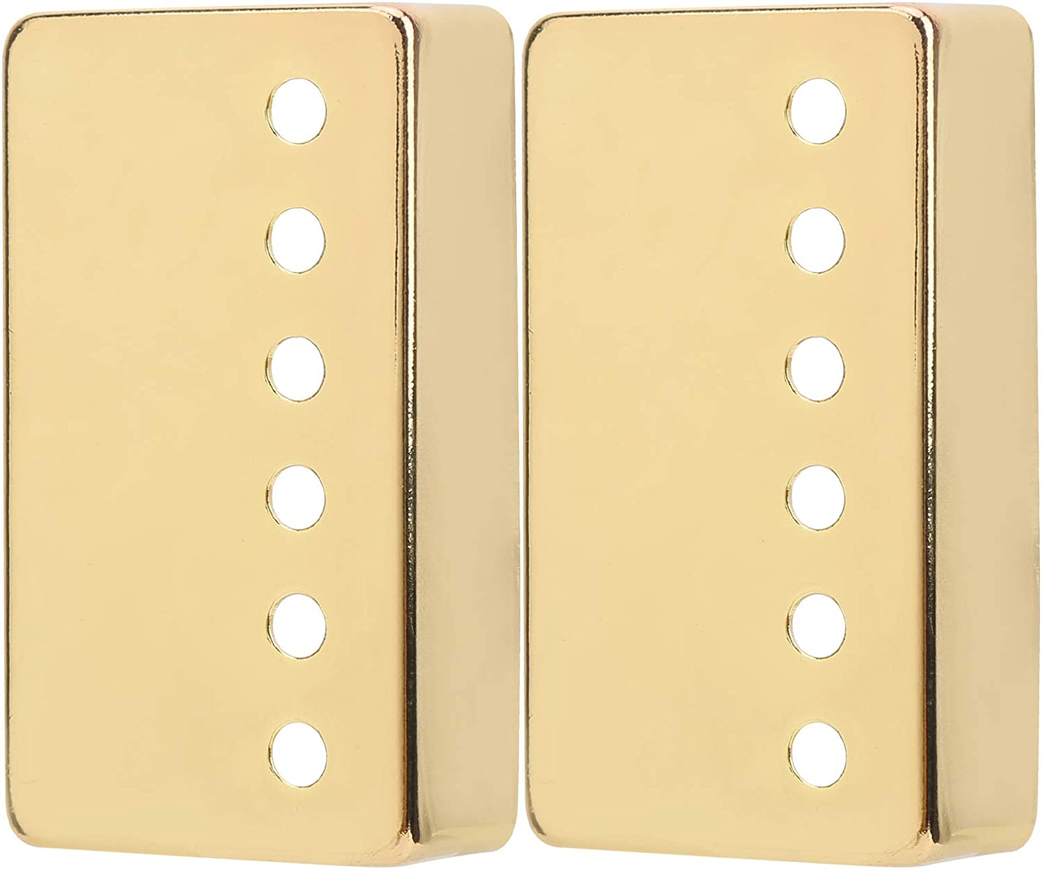2Pcs 50mm Max 84% OFF and 52mm Electric Cover Nickel Guitar Pickup Spring new work one after another Co