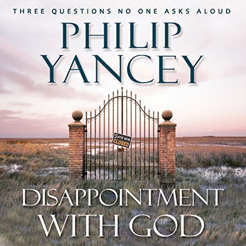 Disappointment with God cover art