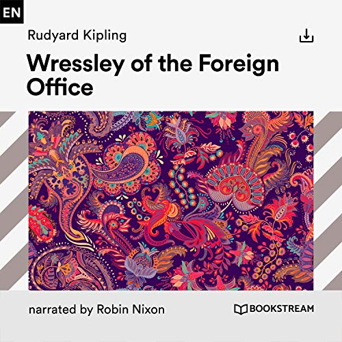 Wressley of the Foreign Office cover art