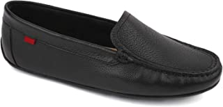 Womens Casual Comfortable Genuine Leather Driving Moccasins Classic Fashion Venetian Slip On Ladies Driving Loafer Flat Shoes