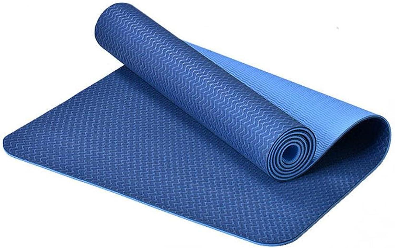 Yoga Matte Picknick-Matte Extension Verdickung Verlngerung Rutschfeste Professionelle Sportdecke Fitness Mat