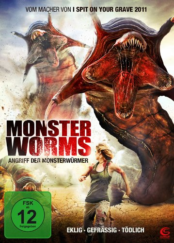 Photo of Monster Worms – Angriff der Monsterwürmer [DVD] [2010]