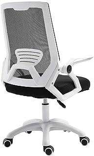 Silla de Oficina Ergonomica Silla giratoria, Silla de escritorio de recepción - Estilo alta moderna Silla de oficina for los escritorios de pie ajustable - se levanta hacia arriba for sillas de tabla