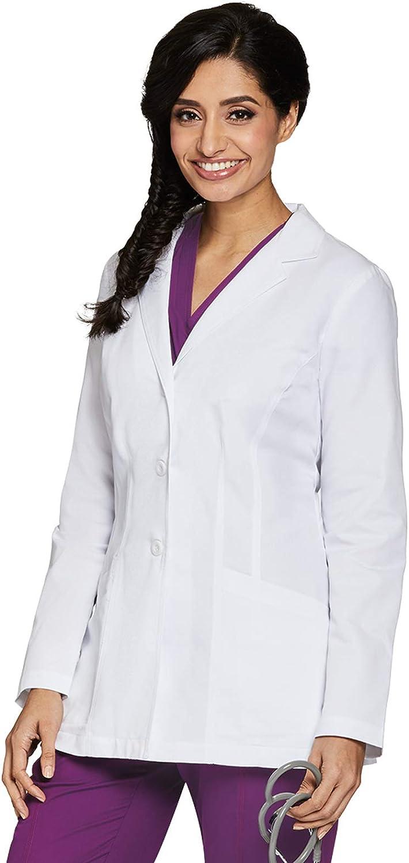 price Spasm price Grey's Anatomy Lab Coat for Mid-Length Professional Women –