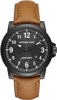 Michael Kors Men's Paxton Black Watch MK8502