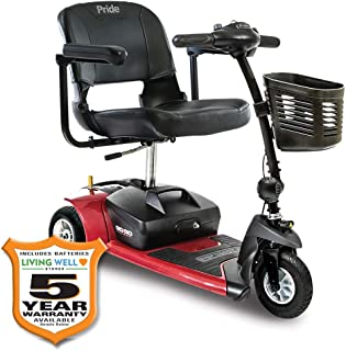 Pride Mobility Go-Go Ultra X 3-Wheel Travel Scooter w/ avail ext warr