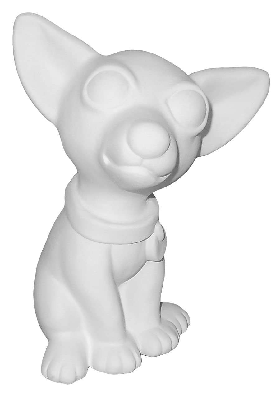 The Lovable Chihuahua - Paint Your Own Dog-Gone Awesome Ceramic Keepsake