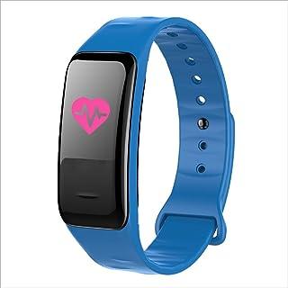 GXSLKWL Heart Rate Monitor, Blood Pressure, Oxygen Monitor Fitness Tracker Smart Bracelet Smart Watch Waterproof Pedometer...