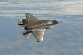 Laminated 36x24 Poster: F-35 Military Fighter Jet Airplane Plane Lightning Bomber Joint 49 HD 2265327