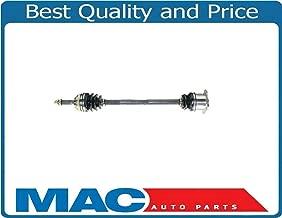 100% New (1) REAR of SUV CV Drive Axle Shaft Fits 01-03 RX300 01-03 Highlander