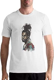 Men's Cotton Chronixx Classic Comfortable T-Shirts White