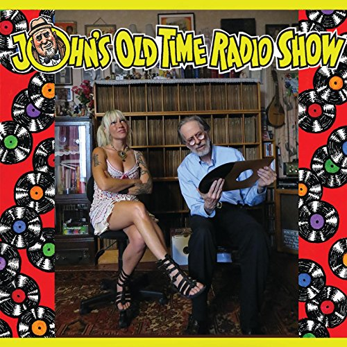 John's Old Time Radio Show Vinilo