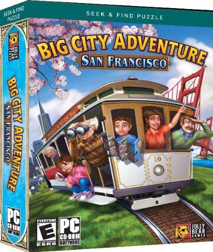 Amazon Com Big City Adventure San Francisco Video Games