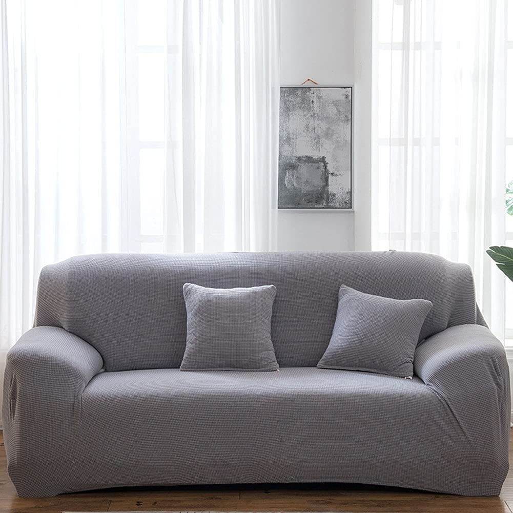 Aabbcdf OFFer Thick Sofa Covers 1 2 3 Armchair Solid Color 4 - New Free Shipping Seater