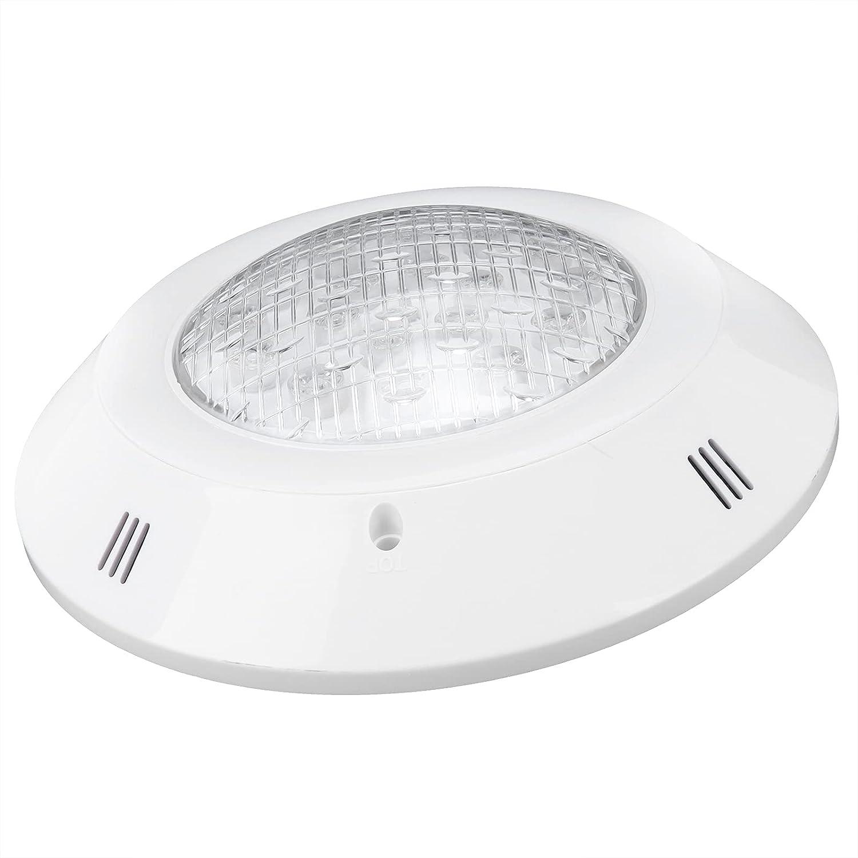 Gaeirt Pool Lamp Easy to Install Gorgeous PC+ABS Light San Antonio Mall Wall Materia