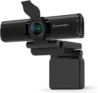 Amcrest 4K Webcam w/Microphone & Privacy Cover, Web Cam USB Camera, Computer HD Streaming Webcam for PC Desktop & Laptop w...