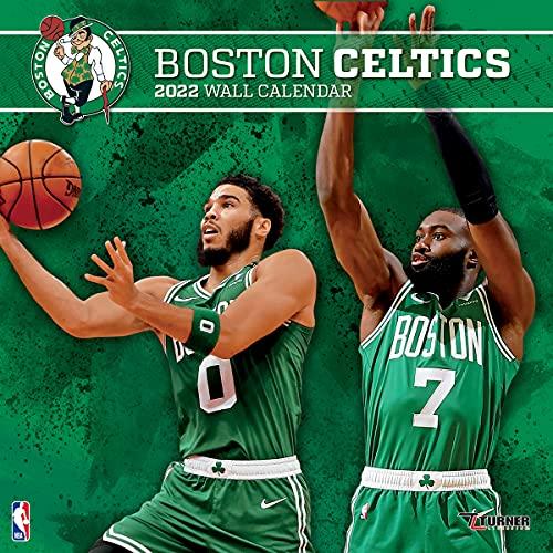 TURNER SPORTS Boston Celtics 2022 12X12 Team Wall Calendar (22998011870)