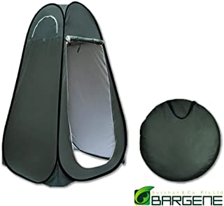Pop Up Camping Shower Toilet Tent Outdoor Privacy Portable Change Room Shelter Window