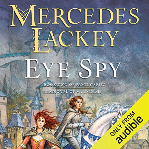 Eye Spy audiobook cover art