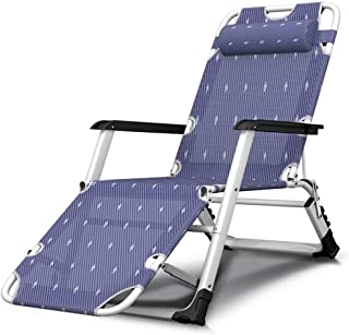 Folding Chairs Office Simple Fold Siesta Nap Camping Bed Portable